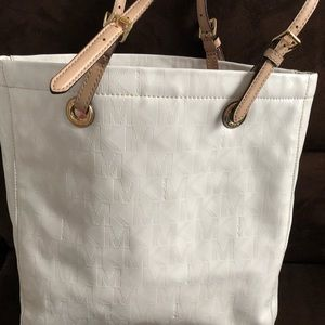 Authentic Michael Kors patent Leather Tote Bag
